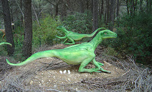 musée préhistoire et dinosaures