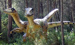 squelette de dinosaures france