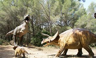 parc dinosaures france