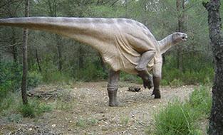 parc dinosaures et préhistoire